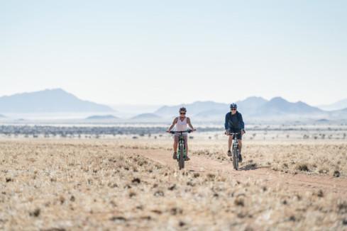Solar E-biking