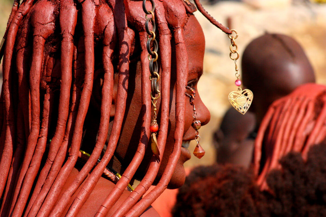 "Visit an authentic Himba village from at <strong class=""text-green"">Huab Under Canvas</strong>"