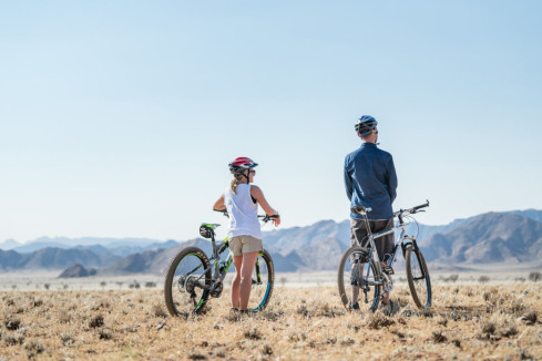 Windhoek Mountain Biking