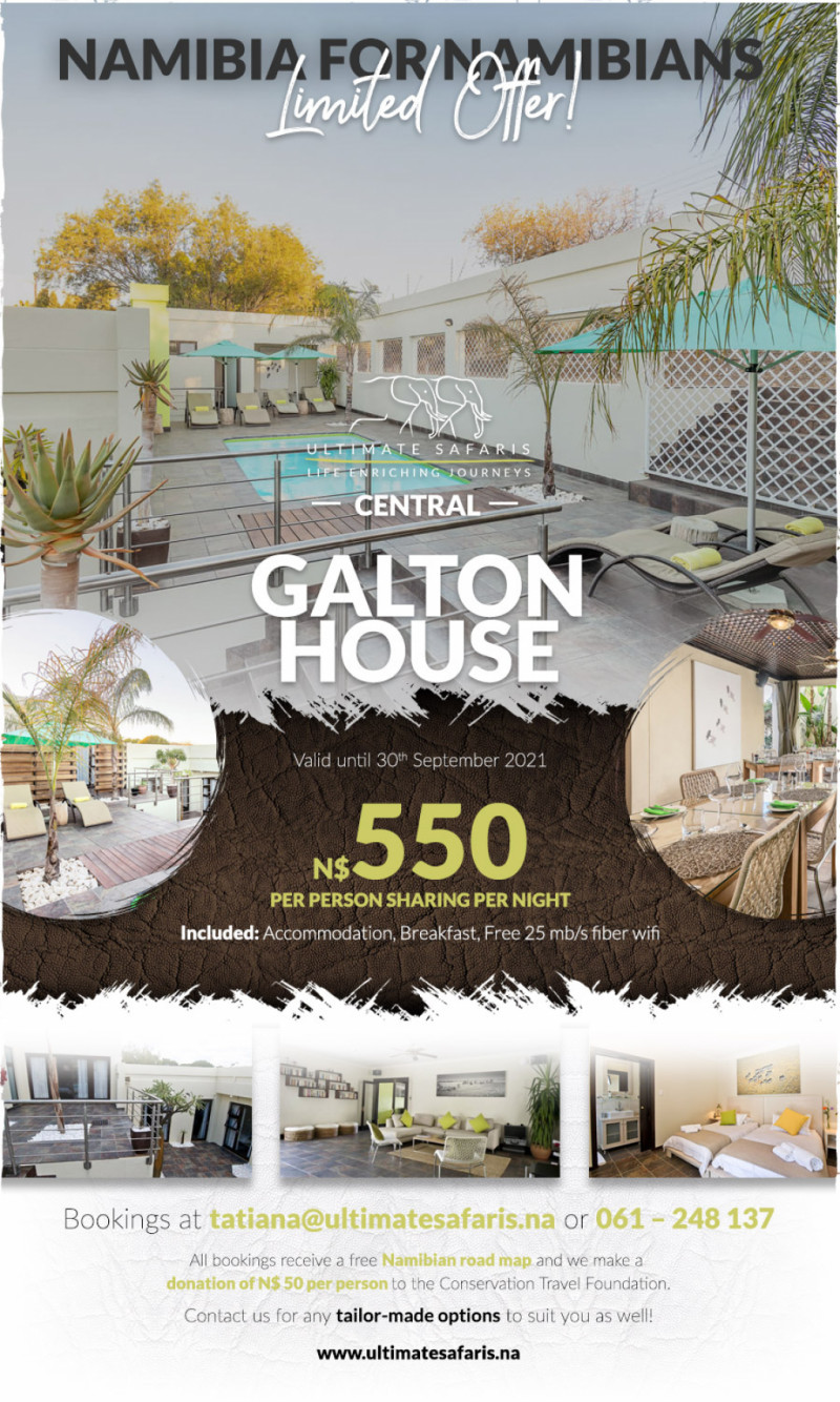 Galton House Windhoek Special