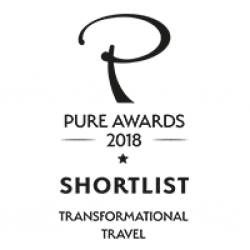 Award Pure Awards 2018 Shortlist Transformational Travel