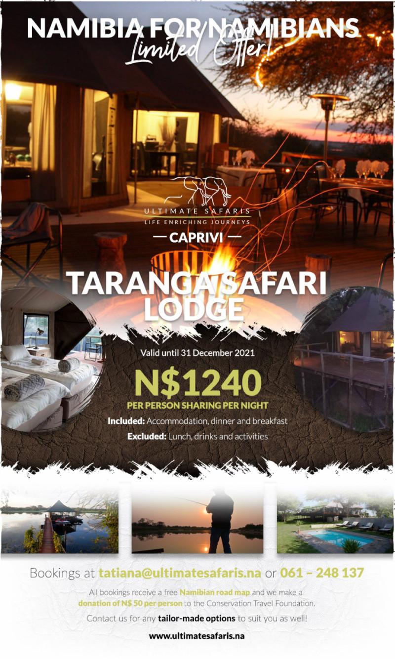 Caprivi---Taranga-Safari-Lodge