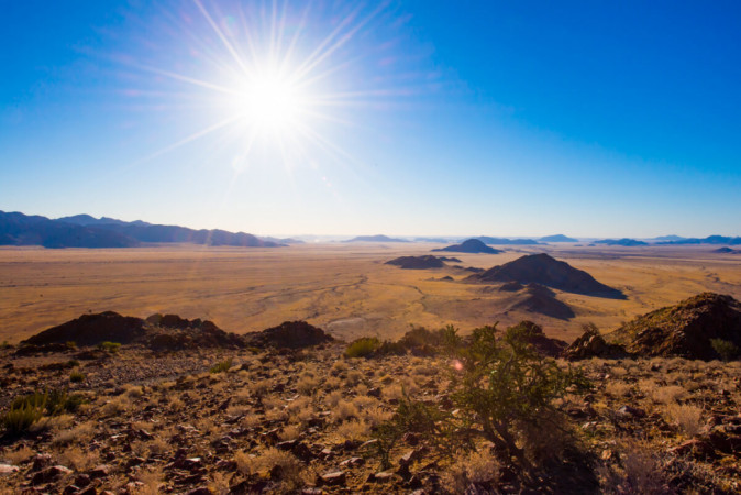 Namib Tsaris Conservancy
