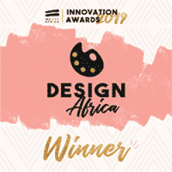 Award Design Africa Winner