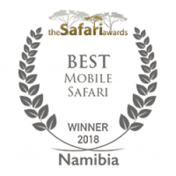Award Best Mobile Safari Winner 2018