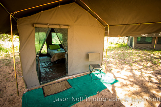 Mobile Meru Camp