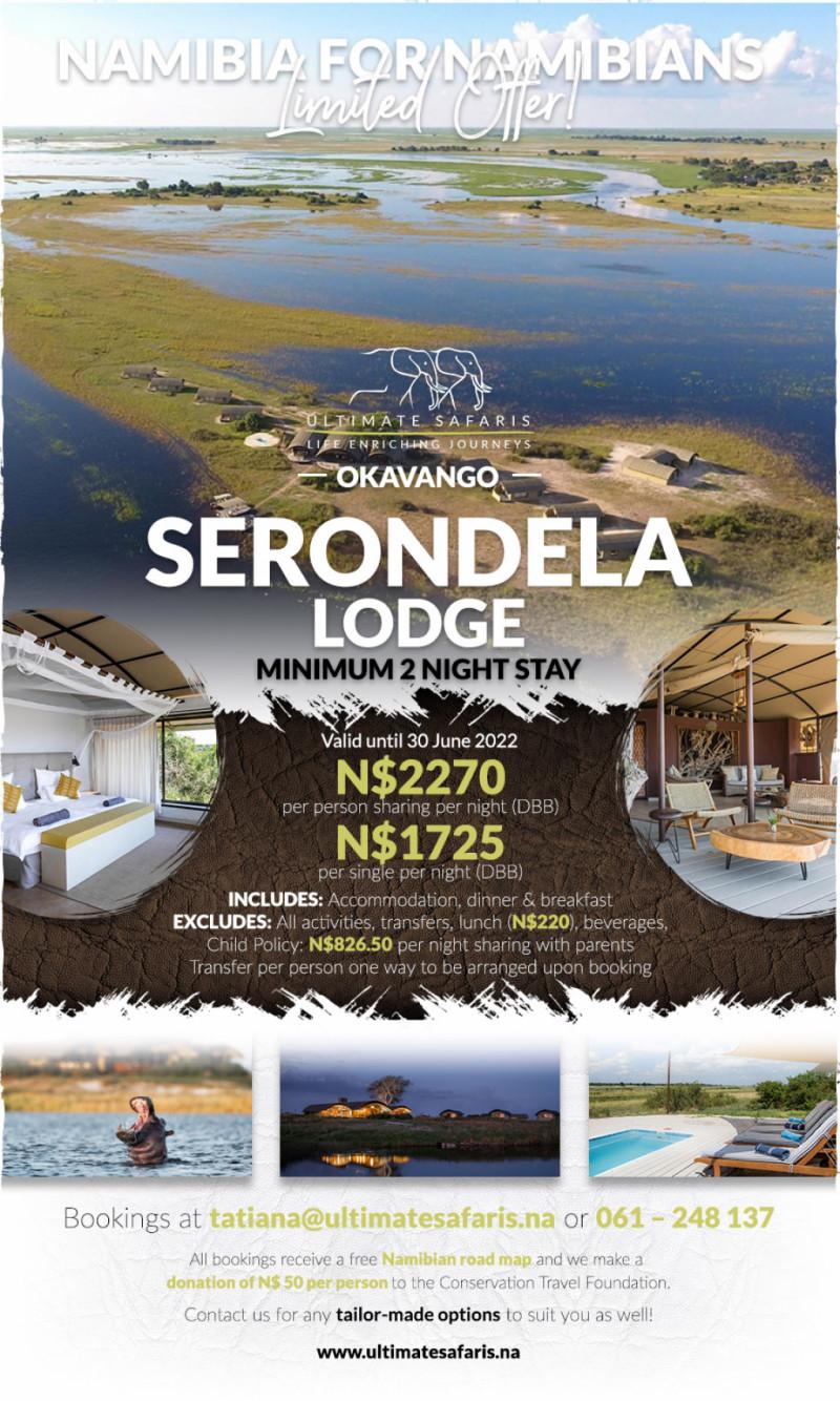 Serondela-Lodge