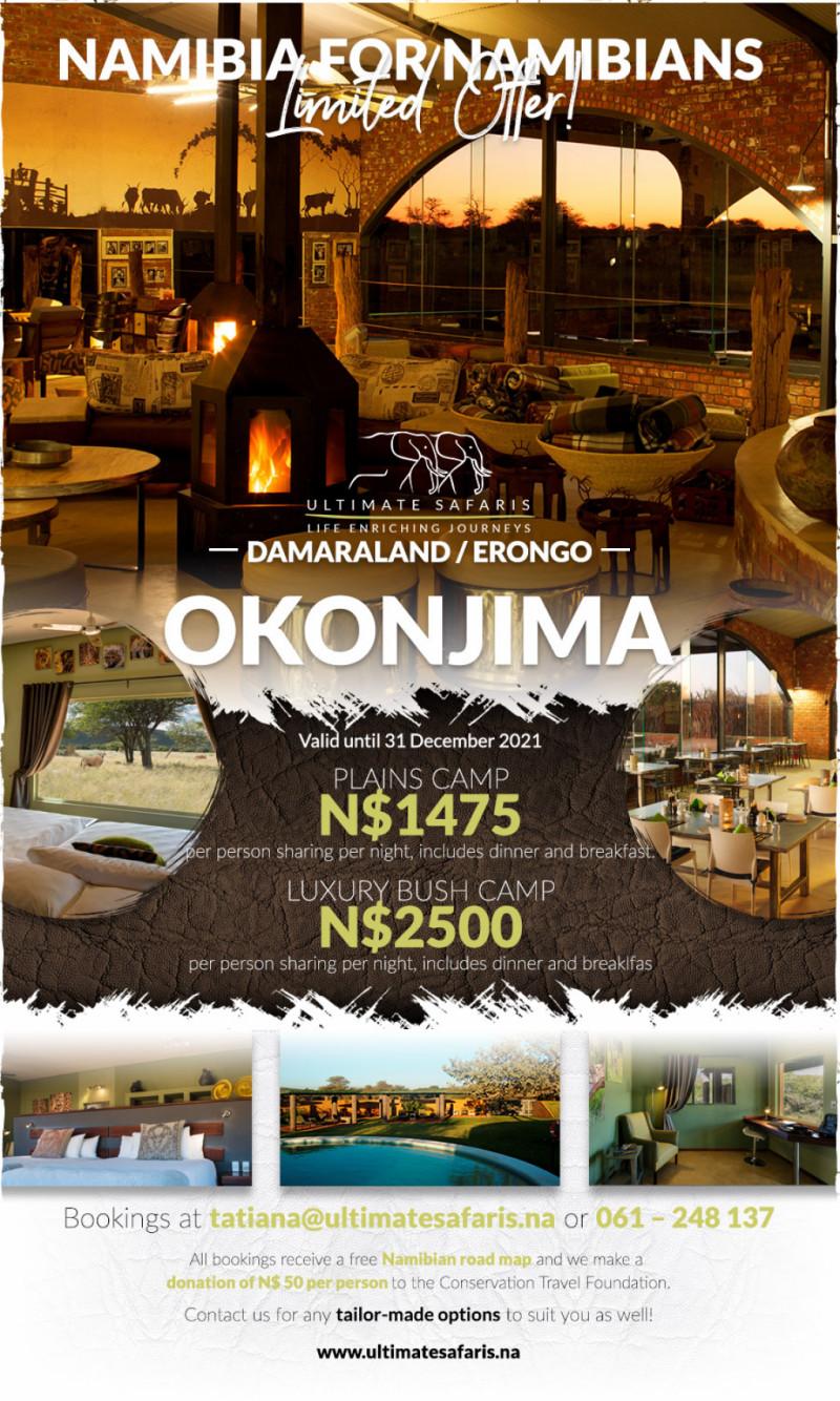 Limited-Okonjima-Plains-Camp