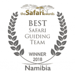 Award Best Safari Guiding Team